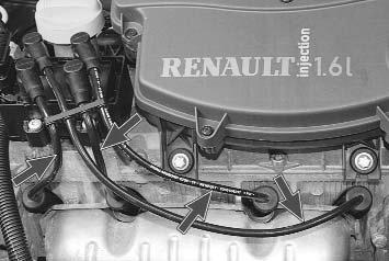 Двигатель на Рено Логан троит на холостых и на холодную   Новый Logan