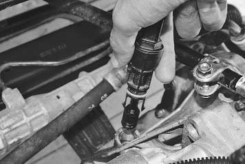 Проверка давления масла Renault Logan 2007, инструкция онлайн