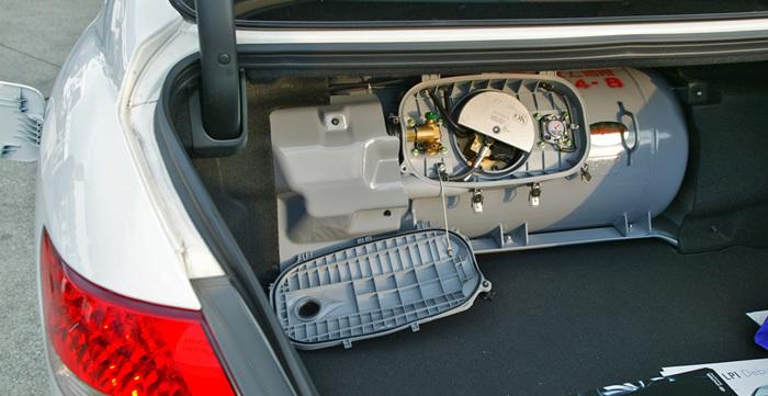 заправка авто бытовым газом