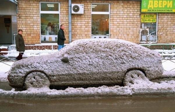 как зимой знакомится на улице