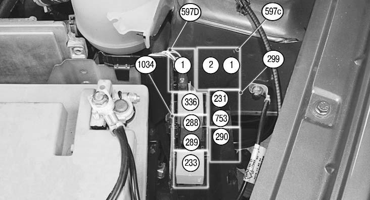Автоэлектрика, электрика, схемы, гараж - Схема электрооборудования Renault Logan