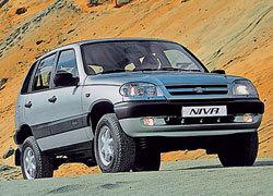 Chevrolet Niva 2002