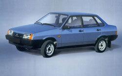 ВАЗ 21099 1990-2008