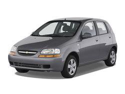 Chevrolet Aveo 2003-2008