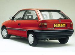 Opel Astra A 1991-1998
