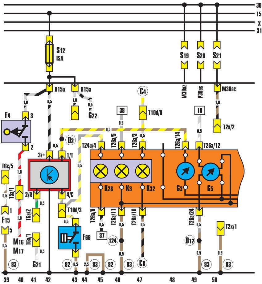 F66 – датчик указателя