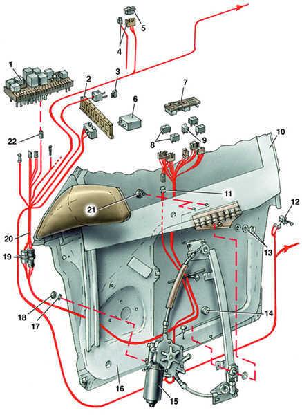 от какой машинки подступает моторчик лючка для поло классик