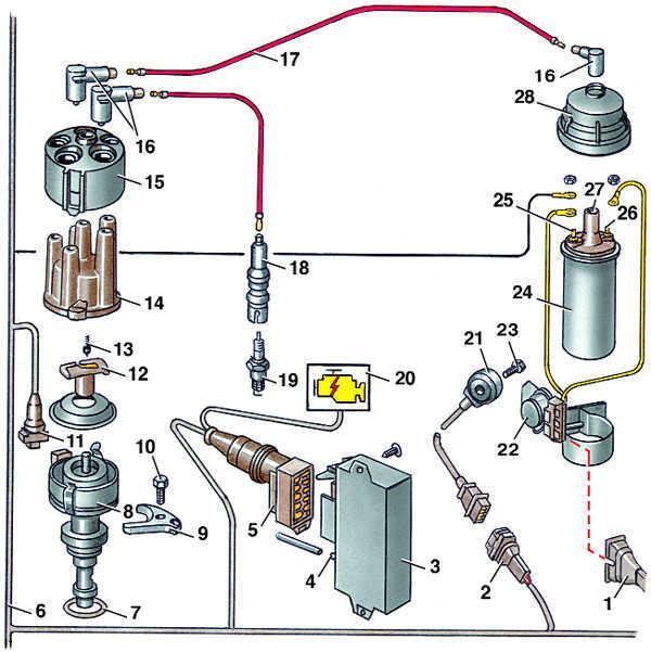 Схема электрооборудования audi 200 фото 435