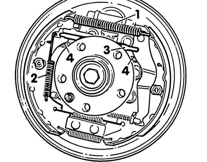 задние тормозные колодки фольксваген транспортер т4