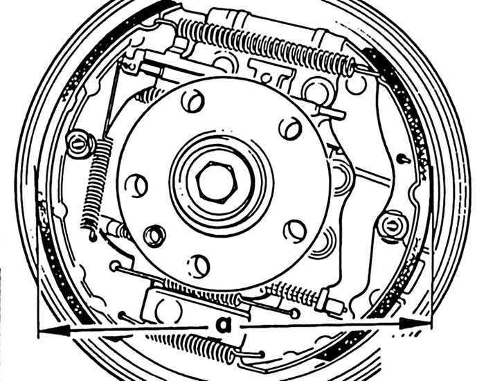 Задние барабаны на фольксваген транспортер т4 таврический элеватор