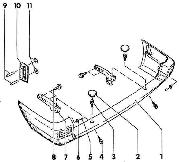 Снятие бампера с транспортера накладки на пороги транспортер т4