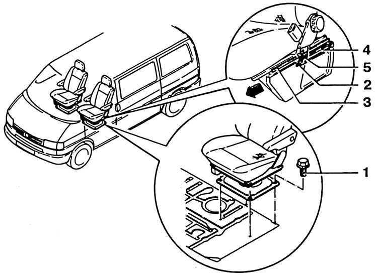 Переднее сидение фольксваген транспортер задние тормоза на транспортере