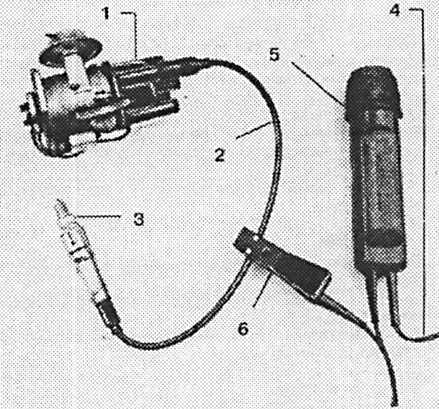 установка зажигания на транспортере т4