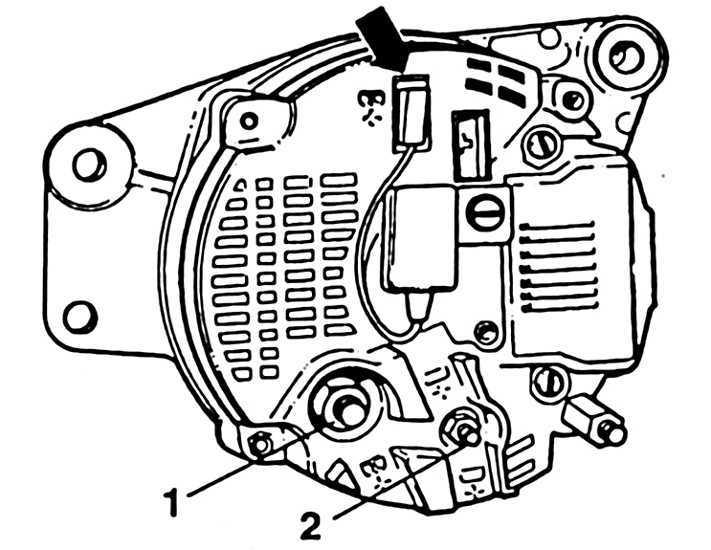 Генератор фольксваген транспортер т4 схема транспортер т5 грм