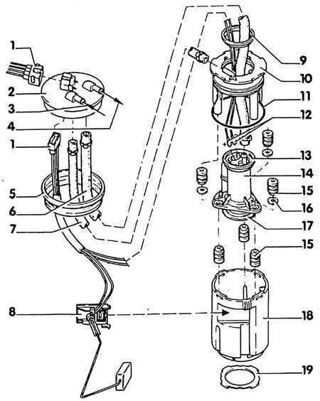 Топливный насос транспортер т4 купить фольксваген транспортер бу в москве и области на авито
