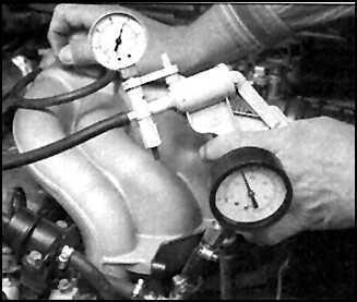 Регулятор давления топлива BMW 3 (E30)