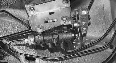 Прокачка гидропривода тормозной системы