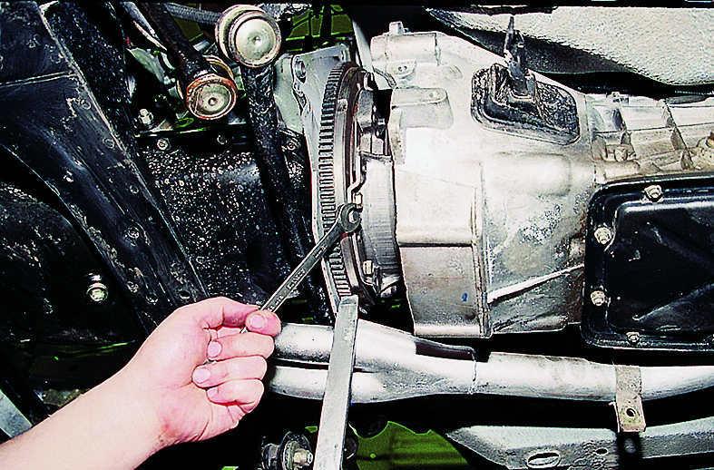 Фото №1 - признаки поломки выжимного подшипника ВАЗ 2110