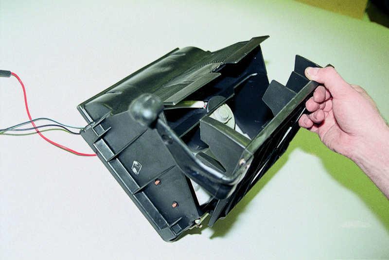 Ваз 2106 ремонт печки своими руками
