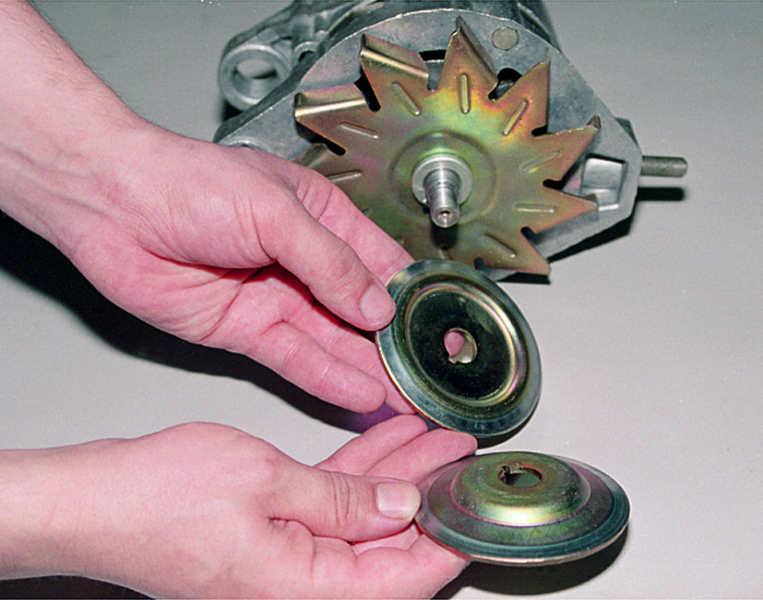 Ремонт генератора на ваз 2107 своими руками