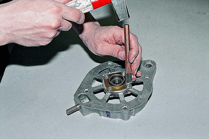 Фото №17 - ремонт генератора ВАЗ 2110 своими руками