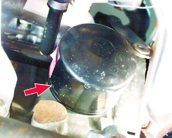 Фото №18 - течёт масло из коробки передач ВАЗ 2110