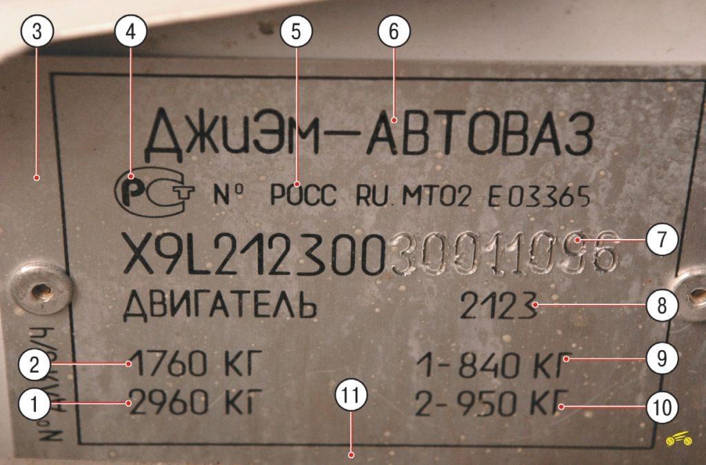 934 original 7 - Устройство нивы шевроле в картинках
