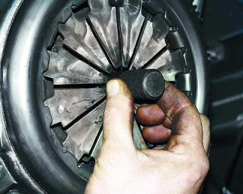ремонт сцепления ваз 11183