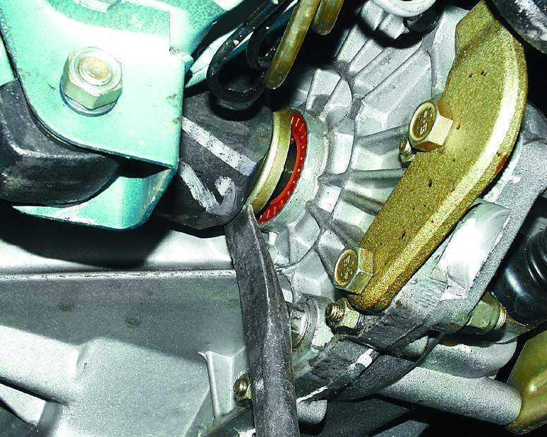 Фото №21 - привод коробки передач ВАЗ 2110