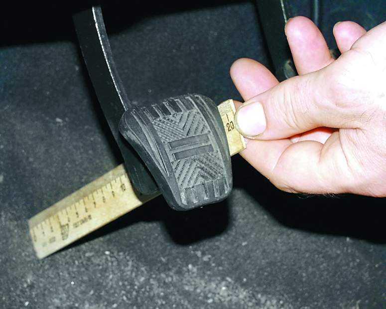 Фото №35 - как регулировать сцепление на ВАЗ 2110