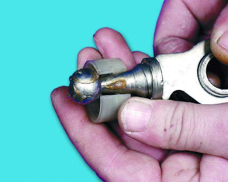 Фото №6 - ремонт рычага переключения передач ВАЗ 2110