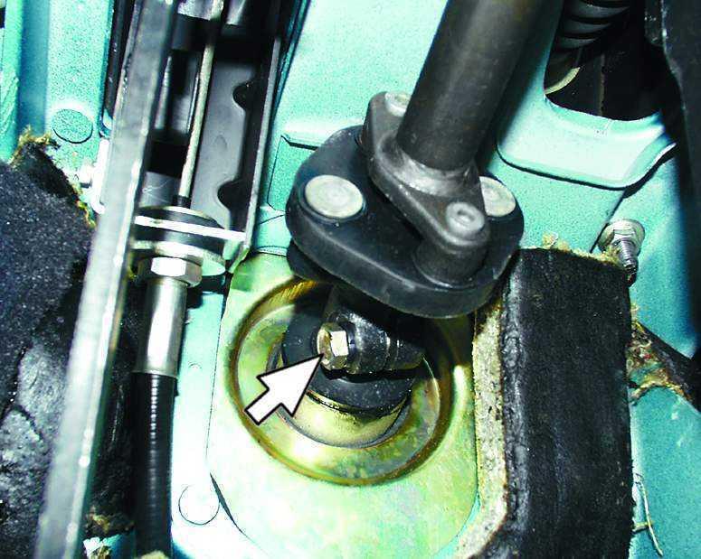 Фото №22 - рулевая колонка ВАЗ 2110 неисправности