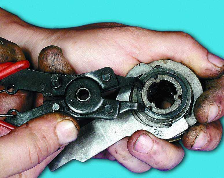 Фото №16 - ремонт стартера ВАЗ 2110