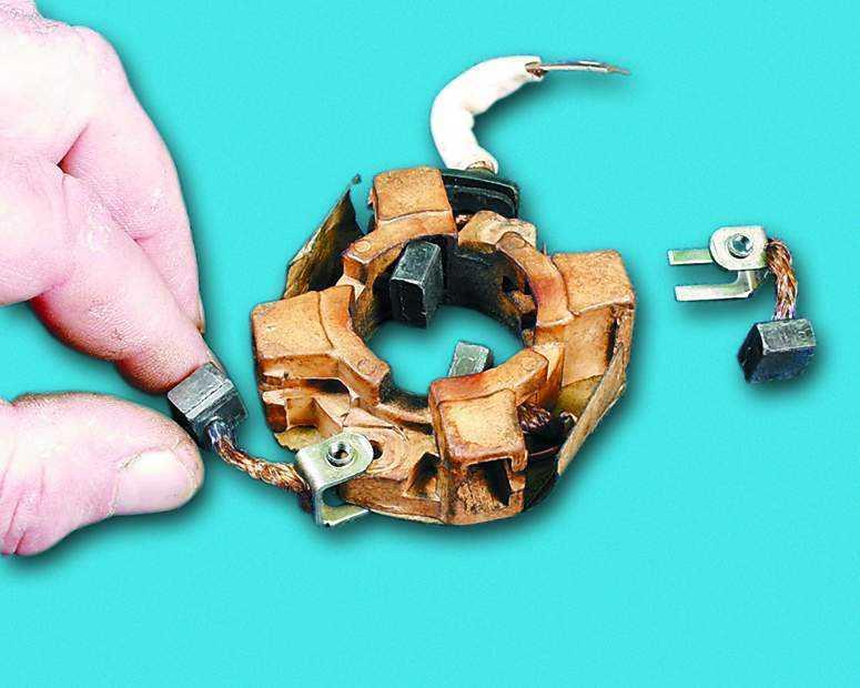 Фото №47 - как отремонтировать стартер ВАЗ 2110