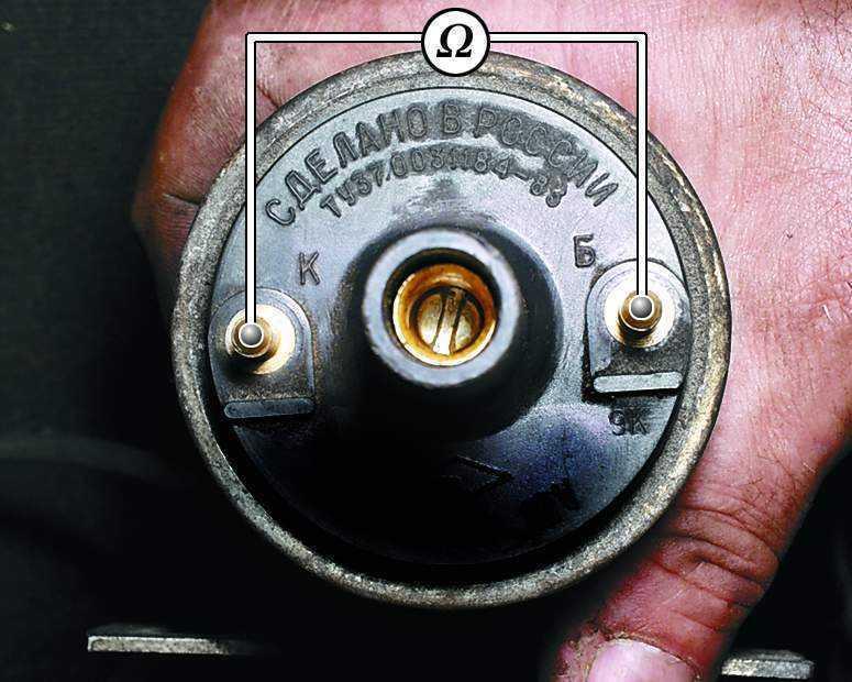 Как проверит катушку зажигания на ваз 2110