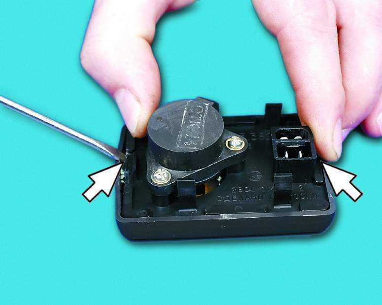 Фото №8 - как проверить контроллер ВАЗ 2110