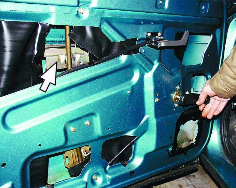 Фото №19 - установка на ВАЗ 2110 стеклоподъемника
