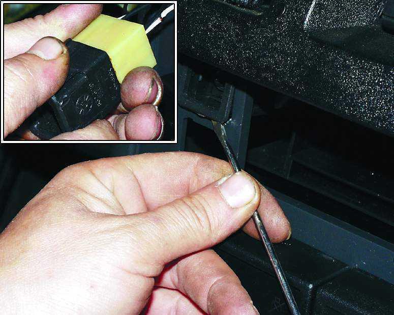 Фото №5 - приборная панель ВАЗ 2110 обозначения кнопок