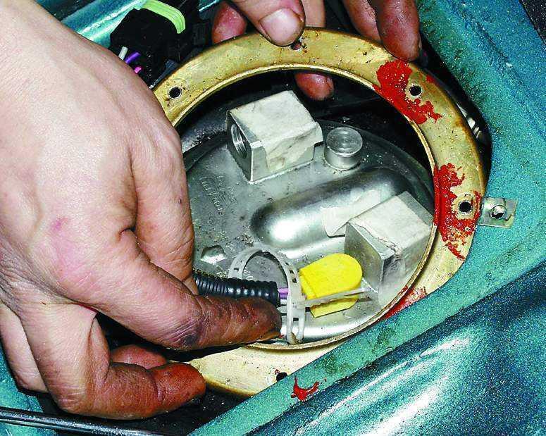 известные признаки неисправности бензонасоса ваз 2110 инжектор Бот для