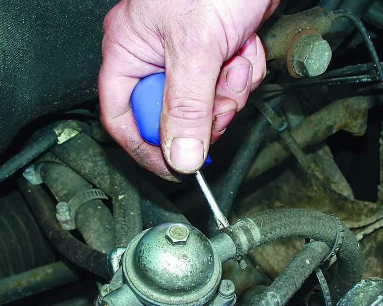 Фото №7 - давление топливного насоса ВАЗ 2110