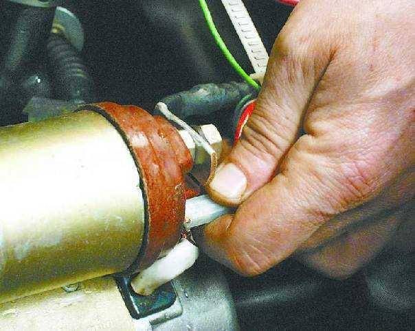 Стартер ваз 2109 ремонт своими руками видео