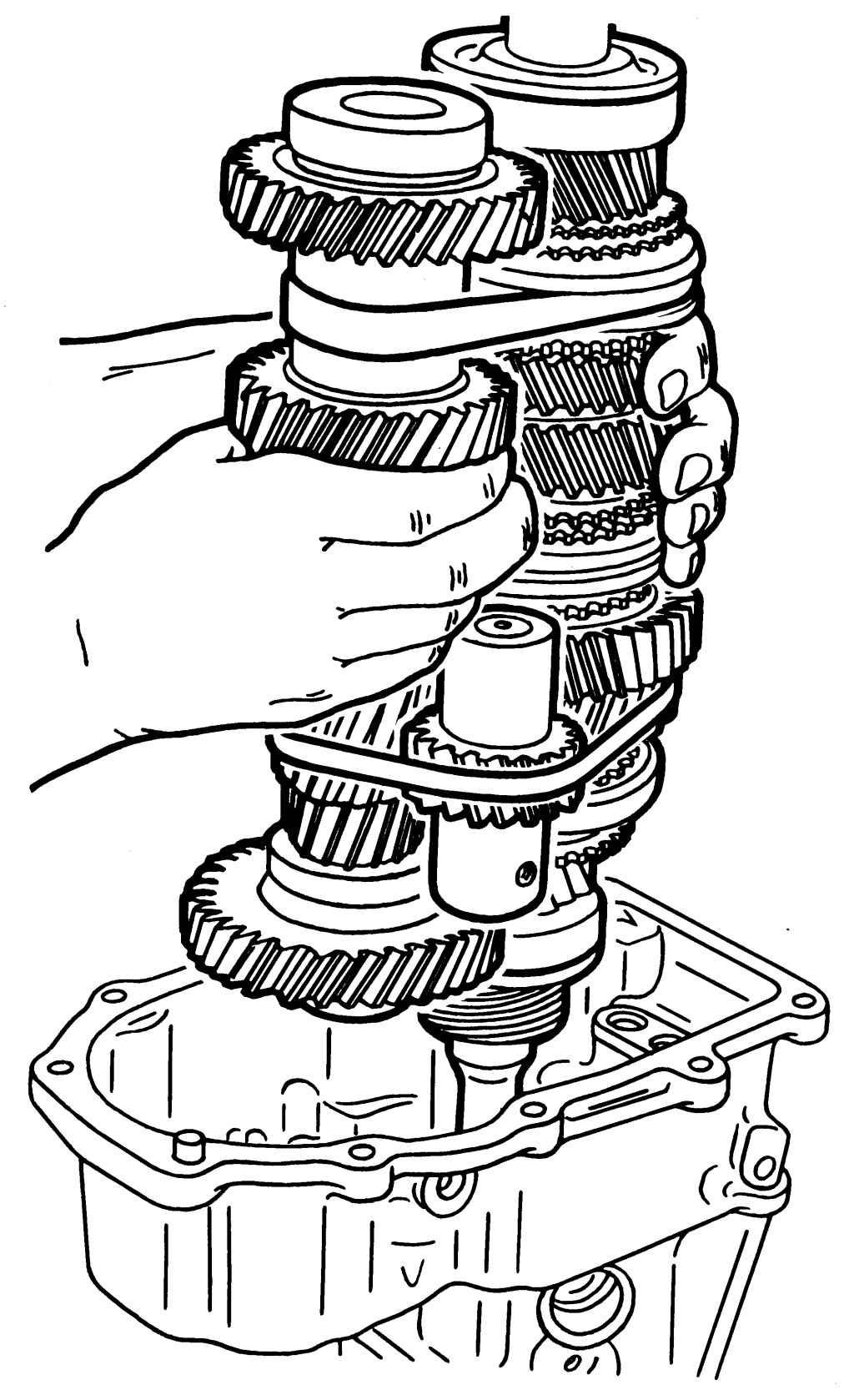 Ремонт коробки газели своими руками