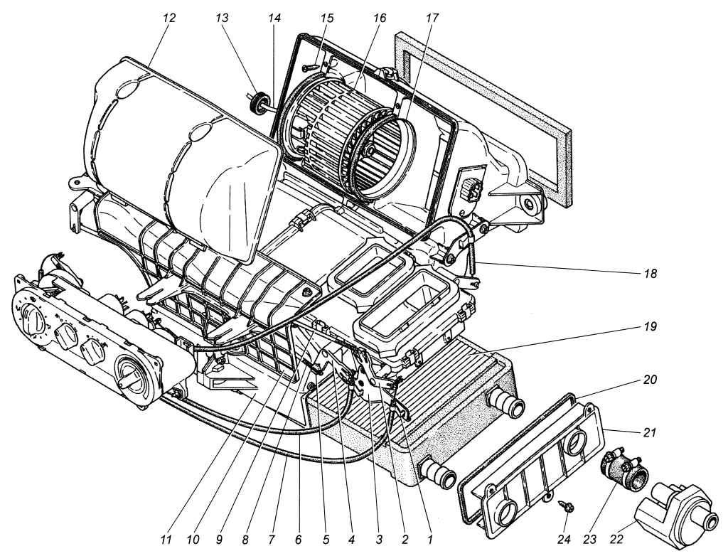 Меняем радиатор печки на старой газели видео газель замена радиатора отопителя (печки) канала denis механик.электронный регулятор стоит внутри печки, чтобы его поменять надо полностью снять торпеду.