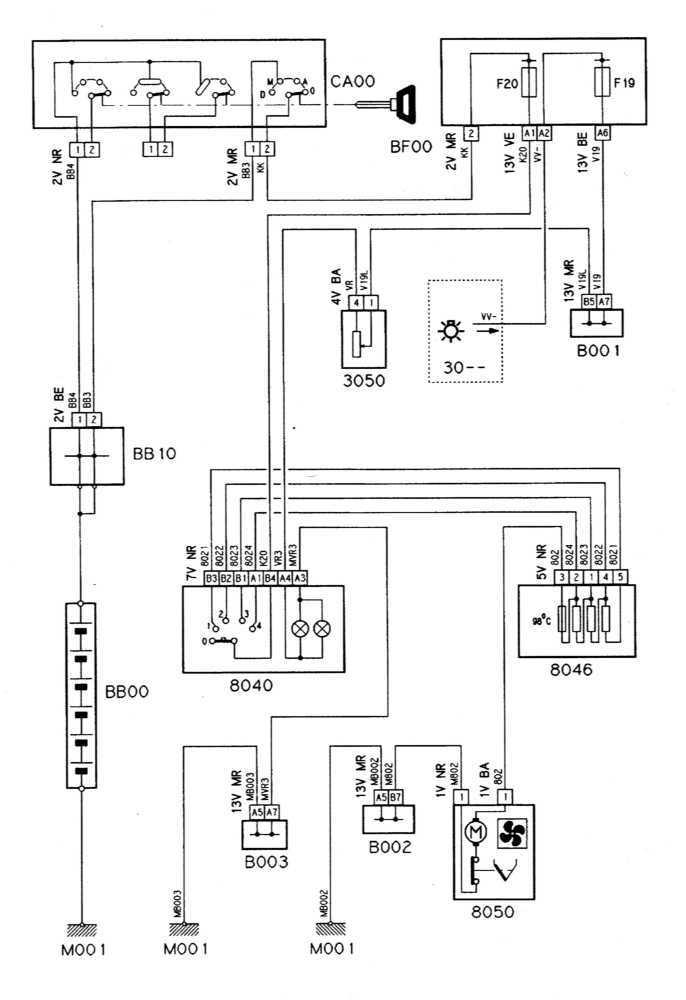 Схема разветвителя rj45