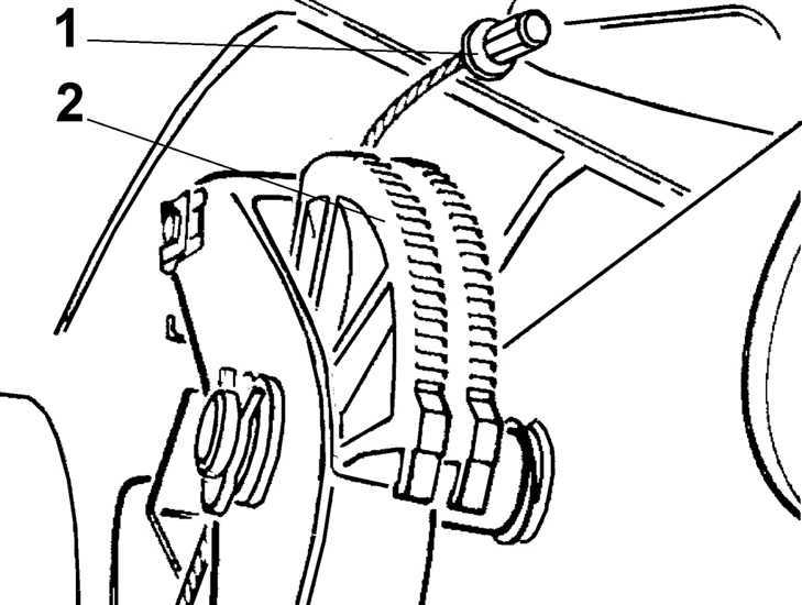 реставрация тросика сцепления ford scorpio