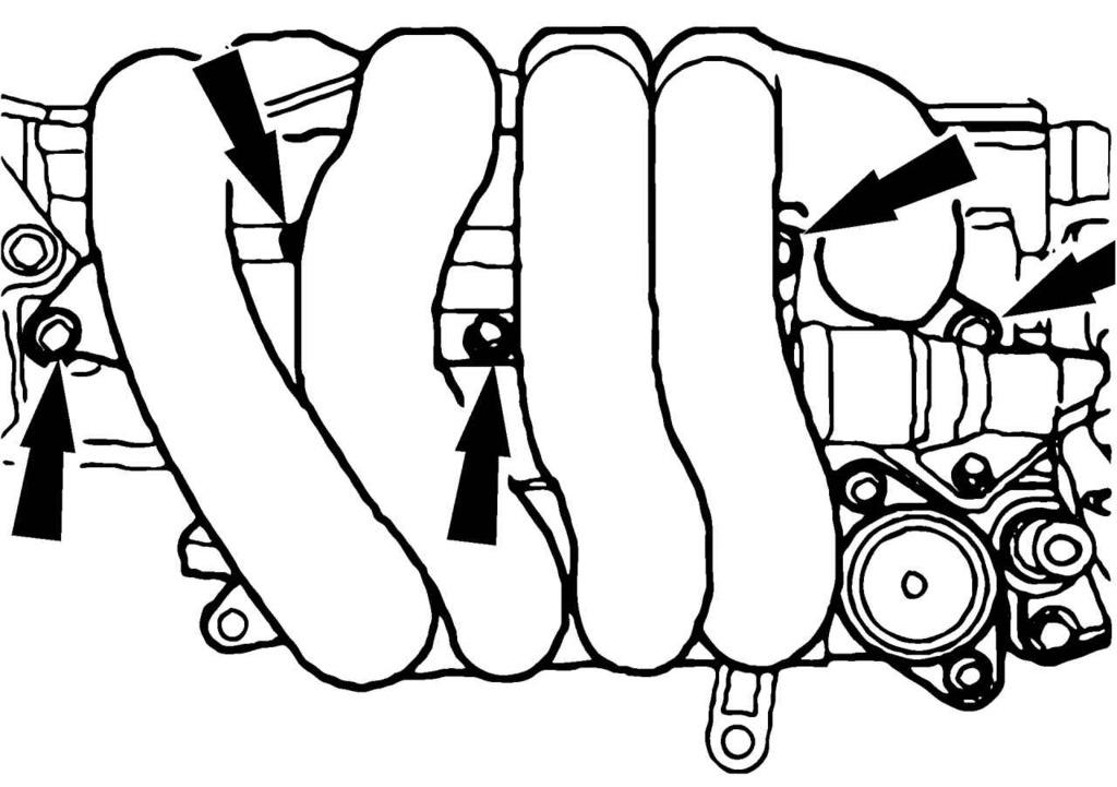 регулировка клапанов форд мондео #10