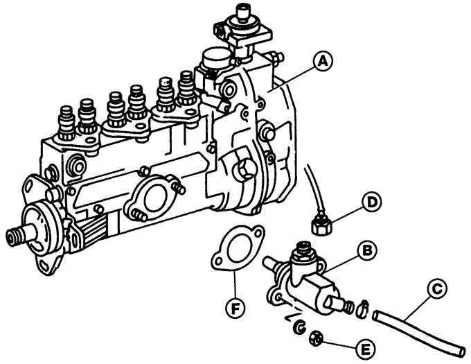 Замена подкачивающего насоса Форд Транзит 2.5 d - YouTube