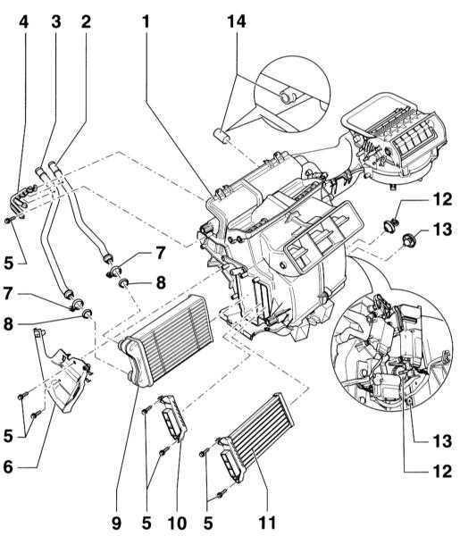 Уплотнительные кольца теплообменника отопителя водонагреватели бакси где находится теплообменник гвс