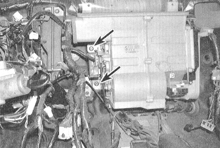 Снятие и установка теплообменника отопителя расценка в смете на теплообменник
