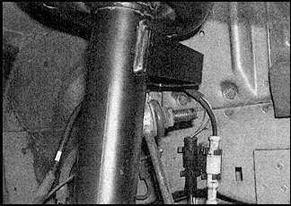 ремонт стабилизатора поперечной устойчивости опель омега